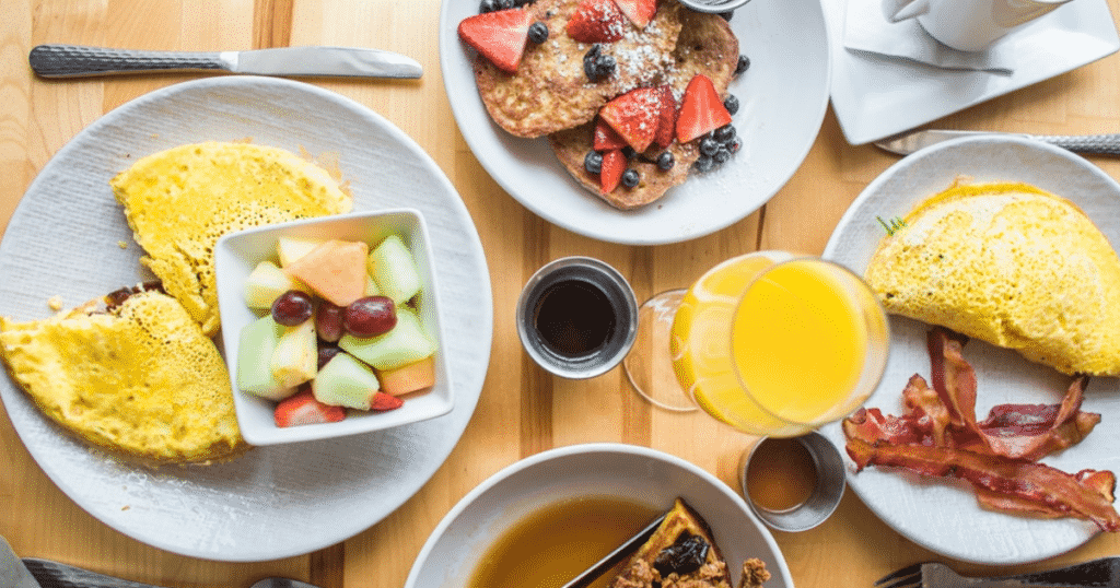 10 Brunch Spots in Edmonton
