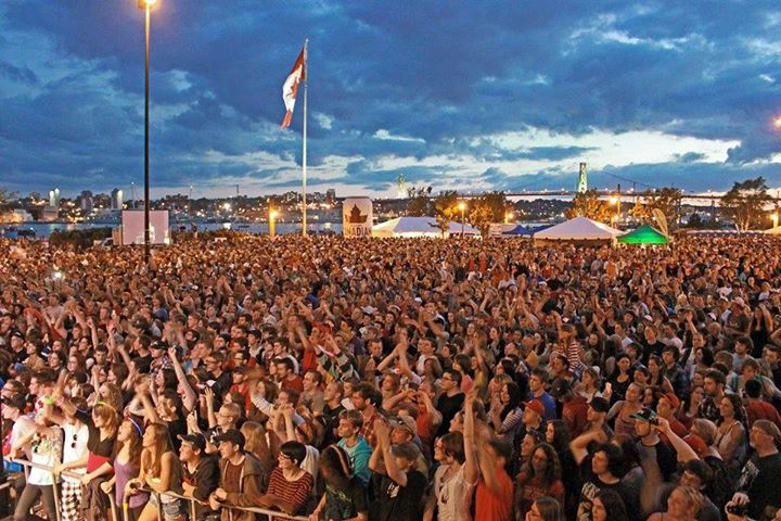 Canada Day Long Weekend festivals and events in and around Halifax -