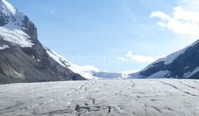 Athabasca Glacier Columbia Icefield Icefields Parkway