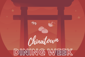 Chinatown Dining Week