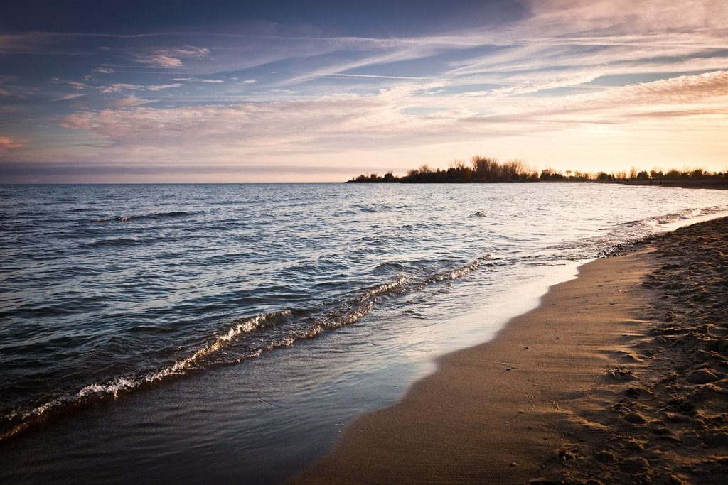 Beaches in Greater Toronto Area