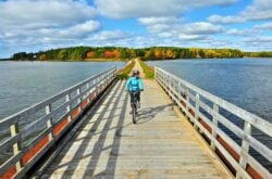 Top Bicycle Tours to Explore Canada