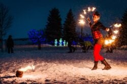 Winter Festivals in Ontario