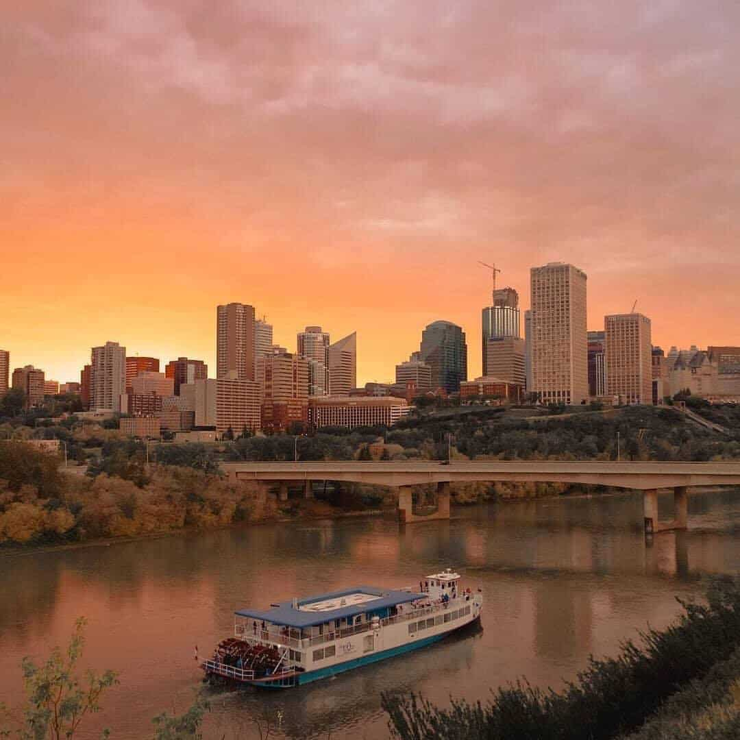 The Edmonton Riverboat 2019 Season