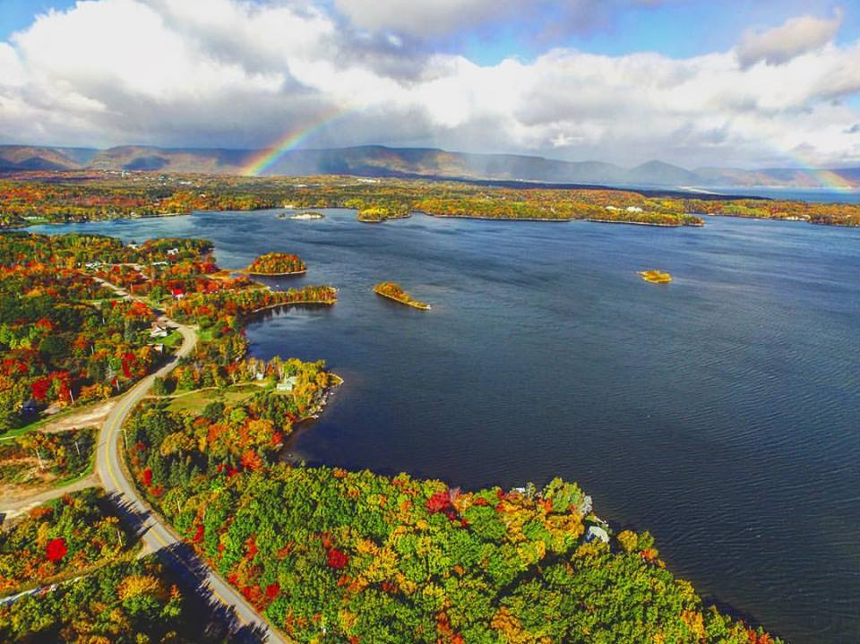 Things to Do along Cabot Trail during Fall