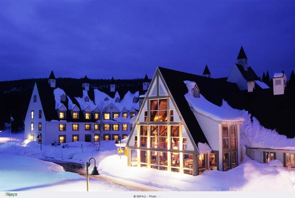 Romantic Getaways to Celebrate Valentine's Day in Quebec