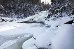 15 Frozen Waterfall Hikes in Nova Scotia