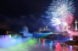 Niagara Parks Canada Day Celebrations