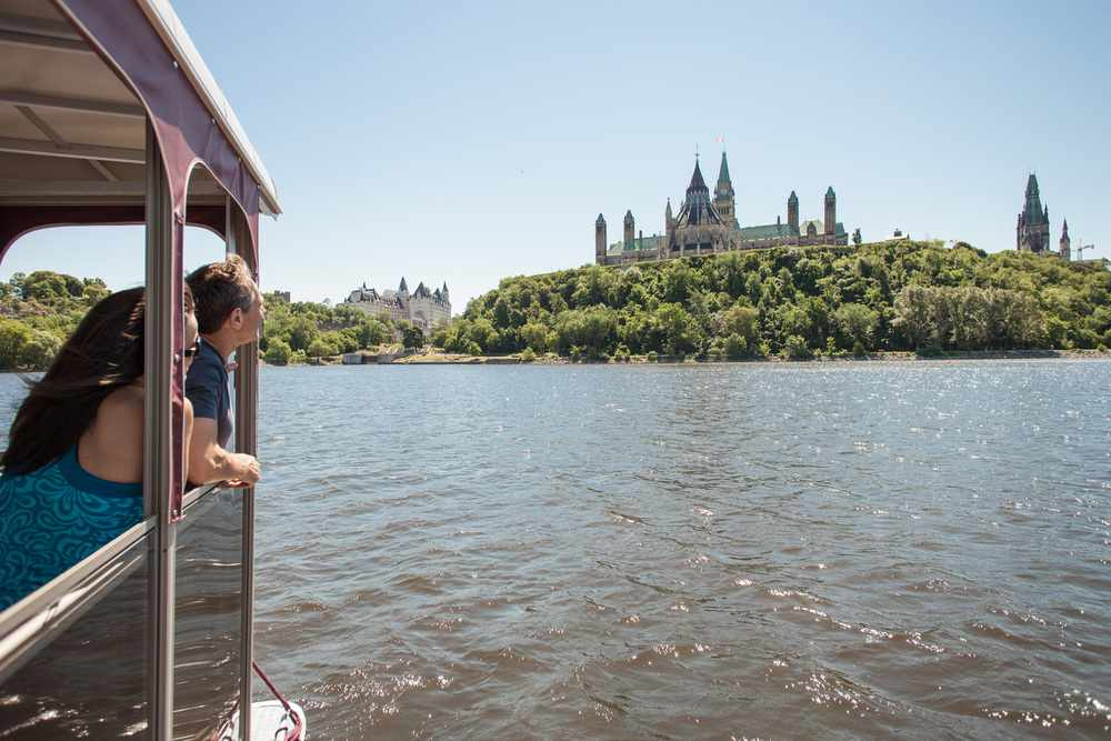 Ottawa Sightseeing Cruises