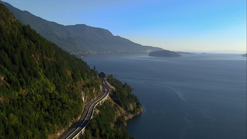 Sea to Sky Highway Road Trip