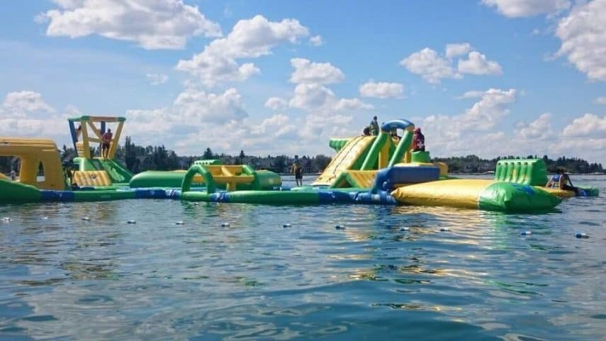 Things to do with kids Sylvan Lake