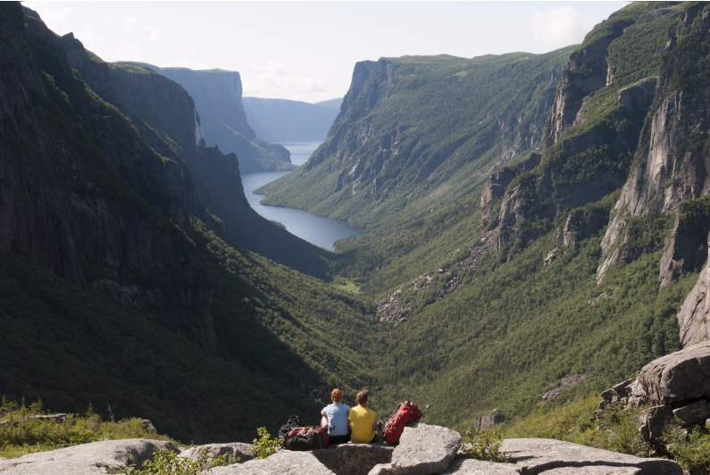 irls Weekend Getaways in Newfoundland and Labrador