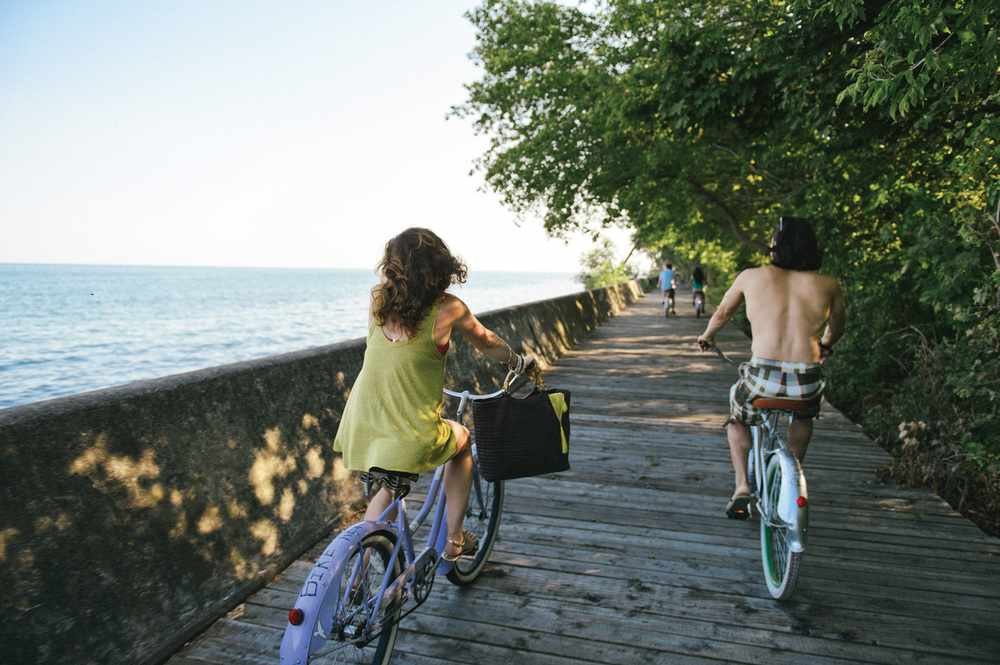 Top Cycle Routes to Explore Ontario