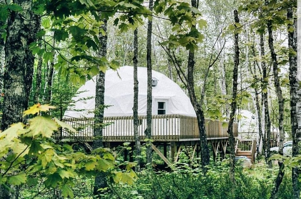 Places to Go Comfort Camping & Glamping on Prince Edward Island
