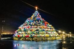 Places to See Christmas Light Displays in Nova Scotia