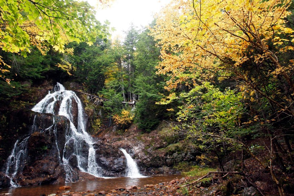 25 of the Best Waterfalls to Visit in Nova Scotia