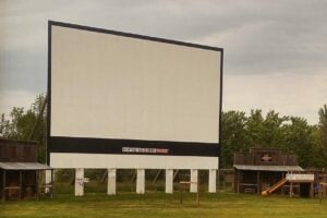 Drive-in Theatres in Ontario