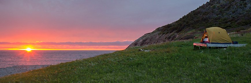 Off the Grid Getaways in Nova Scotia