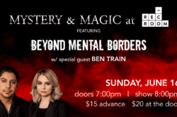 Mystery & Magic Feat. Beyond Mental Borders