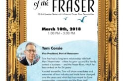 Faces of the Fraser: Tom Corsie