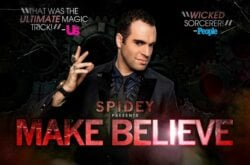 Spidey – Make Believe: Magic of your mind