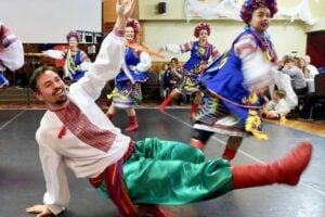 Malanka! A Ukrainian New Year's Celebration