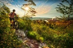 Top Bike Routes and Trails in New Brunswick